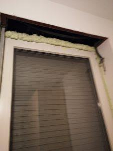 corretto montaggio finestre